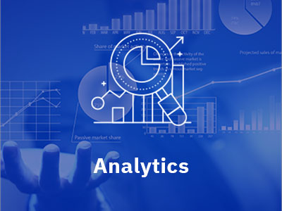 New technology for data driven analytics results