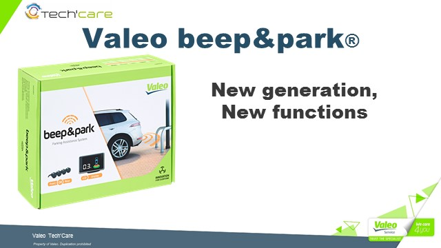 Beep&Park New Gen Differences EN - 29.05.2019