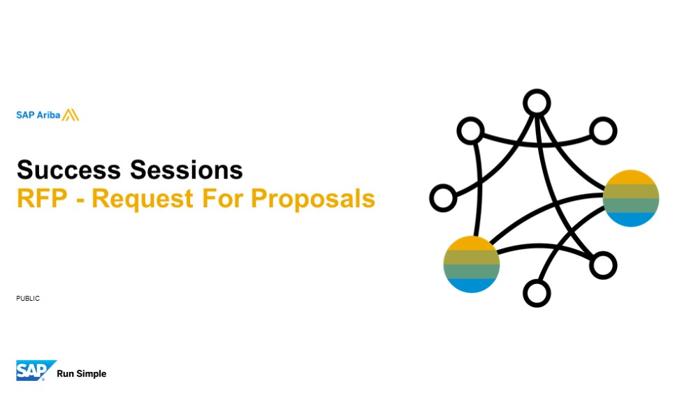 RFP (Resquest for Proposals)